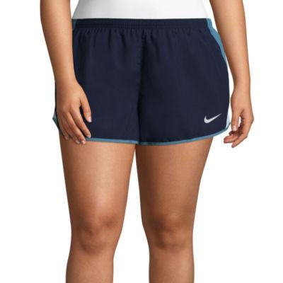 "Nike® 4.5"" 10K Running Shorts - Plus"