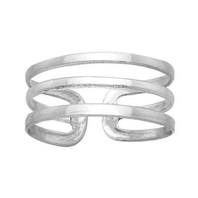 Itsy Bitsy Itsy Bitsy Sterling Silver Toe Ring Womens Sterling Silver Delicate Ring Sterling Silver