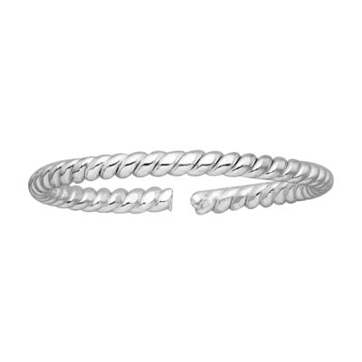 Itsy Bitsy Itsy Bitsy Sterling Silver Toe Ring Womens Sterling Silver Delicate Ring