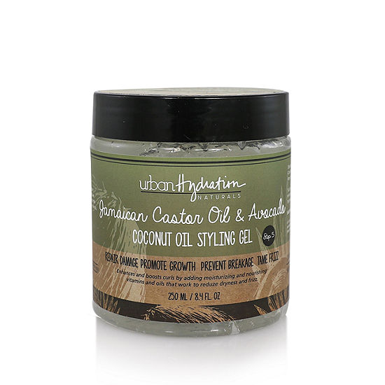 Urban Hydration Castor Oil Style Hair Gel-8.4 oz.