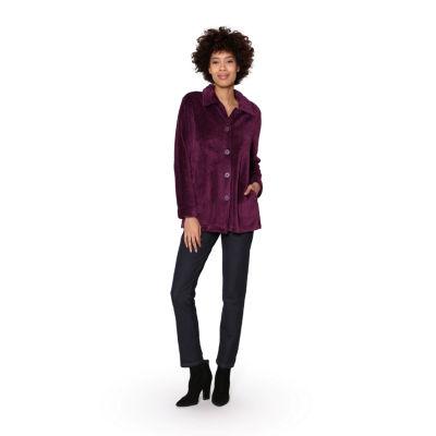 La Cera Plus - Size Fleece Bed Jacket
