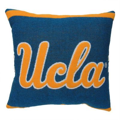NCAA UCLA Square Throw Pillow
