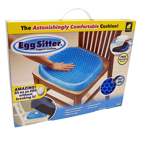As Seen On TV Egg Sitter Back Support Pillow