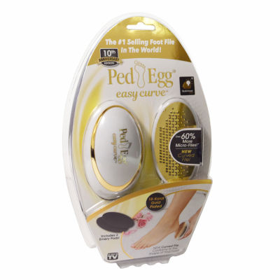 As Seen On TV Ped Egg Easy Curve