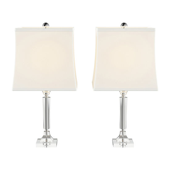 Lavish Home Lavish Home Full Spectrum Sunlight Desk Lamp 2-pc. Lamp Set