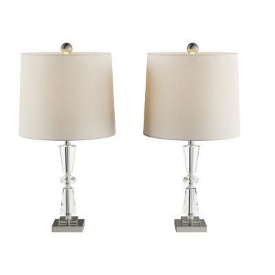 Lavish Home Lavish Home Full Spectrum Sunlight Desk Lamp 2-pc. Lamp Set
