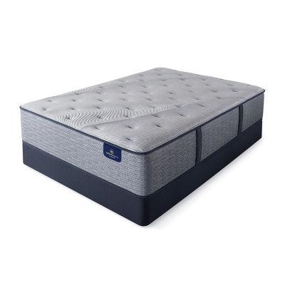 Serta® Perfect Sleeper® Kingsburg Luxury Firm - Mattress + Box Spring