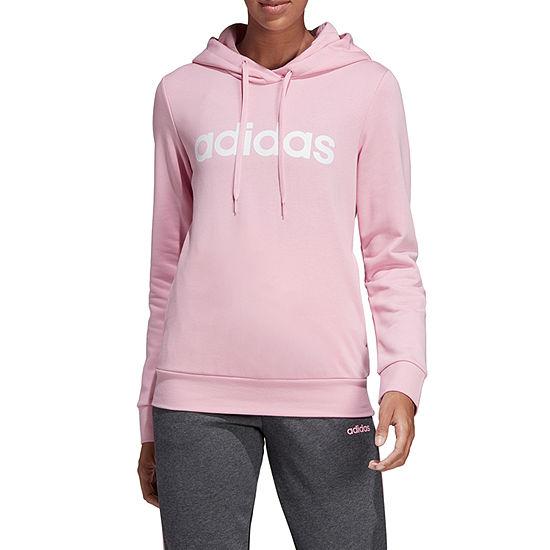 Adidas Linear Logo Hoodie