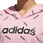 Adidas All Over Print Tunic Hoodie