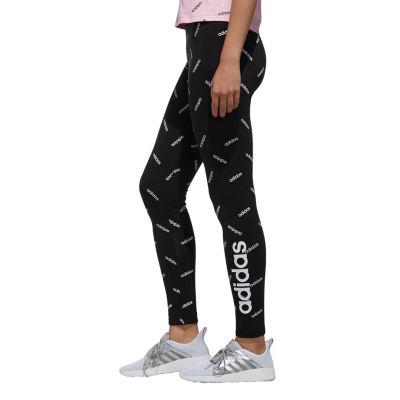 Adidas All over Print Logo Legging