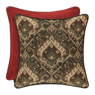 Queen Street Tacoma Square Throw Pillow