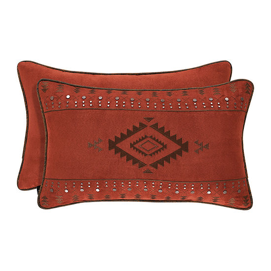 Queen Street Tacoma Rectangular Throw Pillow
