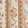 Queen Street Simone Rod-Pocket Curtain Panel