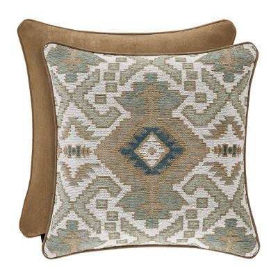 Queen Street Plainview Square Throw Pillow
