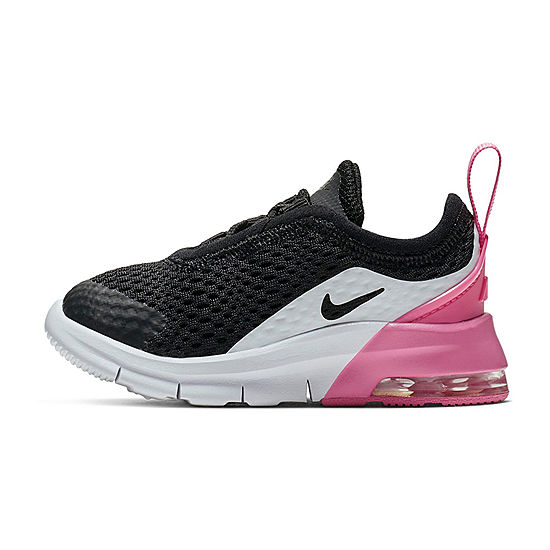 7d66d84534b9 Nike Air Max Motion Toddler Girls Running Shoes Pull-on - JCPenney