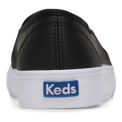 Keds Womens Double Decker Round Toe Slip-On Shoe
