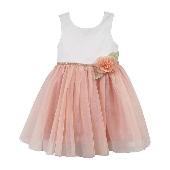 3df136a6c Lilt Sleeveless Tutu Dress - Toddler Girls - JCPenney