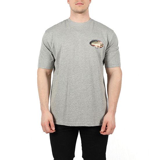 Realtree Mens Crew Neck Short Sleeve T Shirt