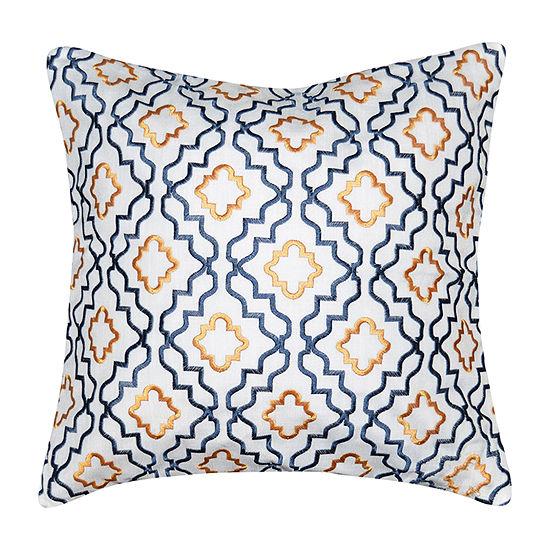 Kyla Square Throw Pillow