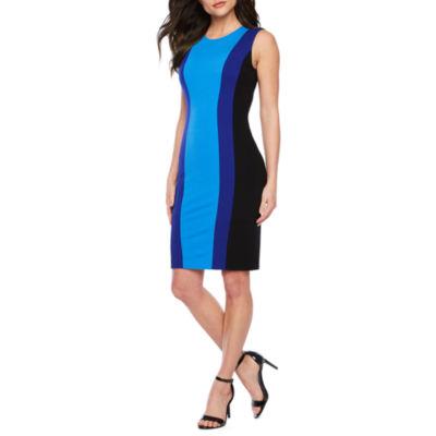 Bold Elements Sleeveless Bodycon Dress