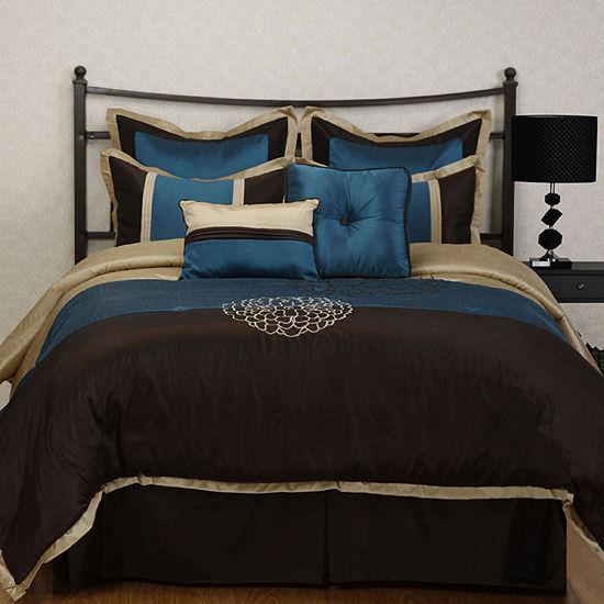 Phoebe 8-pc. Comforter Set