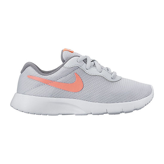 Nike® Tanjun Girls Athletic Shoes Little Kids
