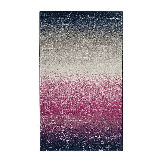 Safavieh Madison Collection Becky Abstract Area Rug