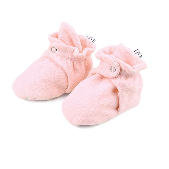 The Peanut Shell Fleece Booties Girls Slip-On Shoe