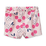 Okie Dokie Baby Girls Pull-On Short