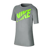 Nike Big Boys Round Neck Sleeveless Graphic T-Shirt