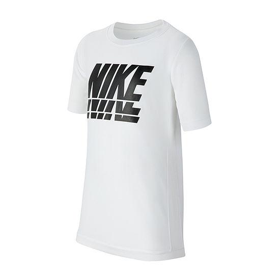 Nike Big Boys Short Sleeve T-Shirt