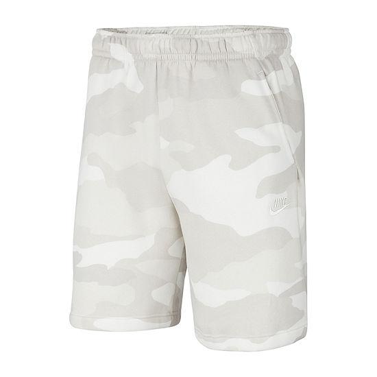 Nike Camo Mens Workout Shorts