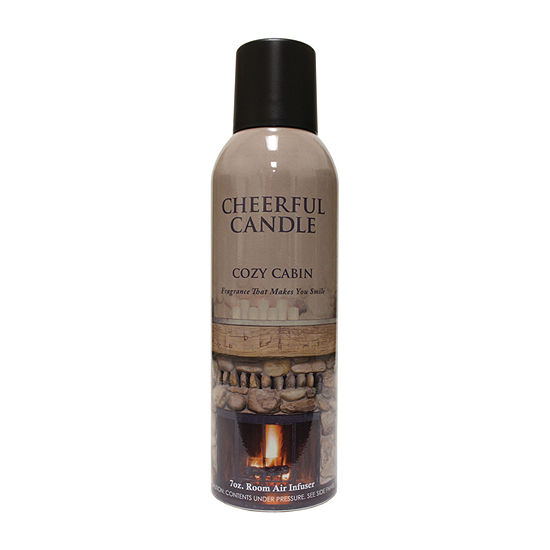 A Cheerful Giver Cozy Cabin Room Spray