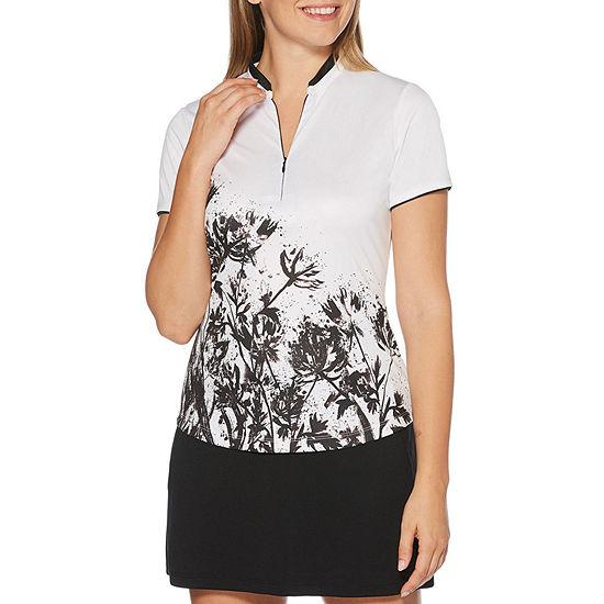 PGA TOUR Womens Short Sleeve Graphic T-Shirt