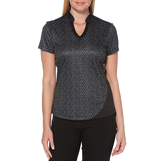 PGA TOUR Womens Short Sleeve Graphic T-Shirt