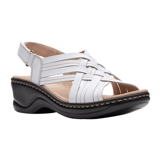 Clarks Womens Lexi Carmen Strap Sandals