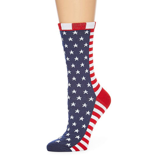Mixit 1 Pair Crew Socks Womens