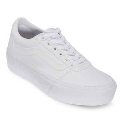Vans Ward Platform Womens Skate Shoes