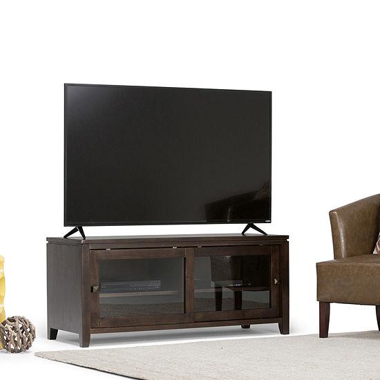 Simpli Home TV Stand
