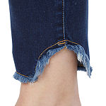 a.n.a-Plus Womens High Rise Button Fly Jegging