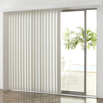 Jcpenney Home 3½ Vertical Blinds 78 W X 84 L