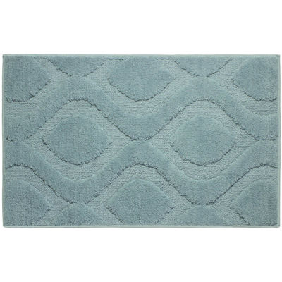 Jean Pierre Mia Plush Textured Bath Mat Collection