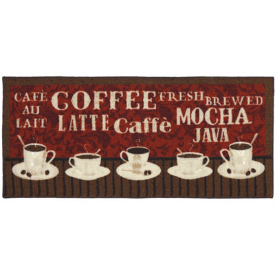 JCPenney Home™ World Class Coffee Rectangular Rug
