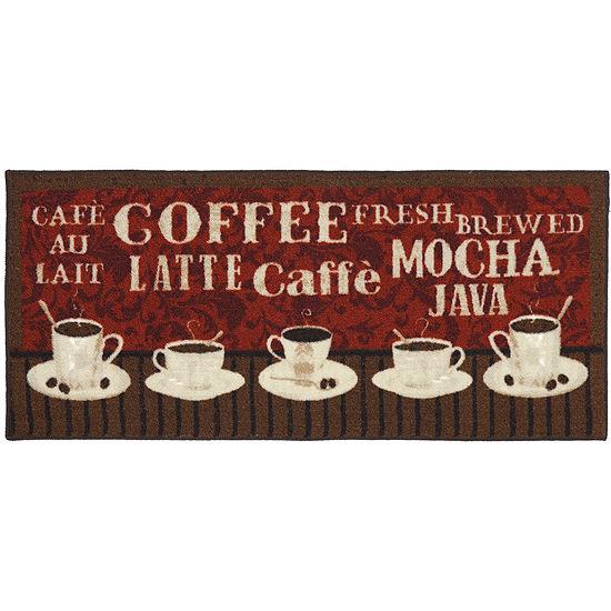 JCPenney Home™ World Class Coffee Rectangular Rug