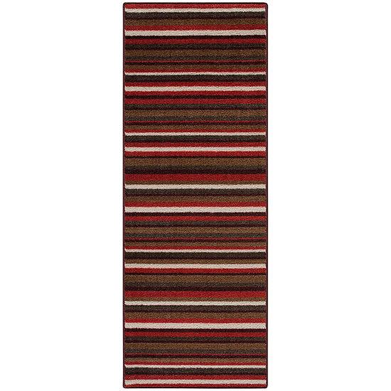 Barkley Striped Runner Rug