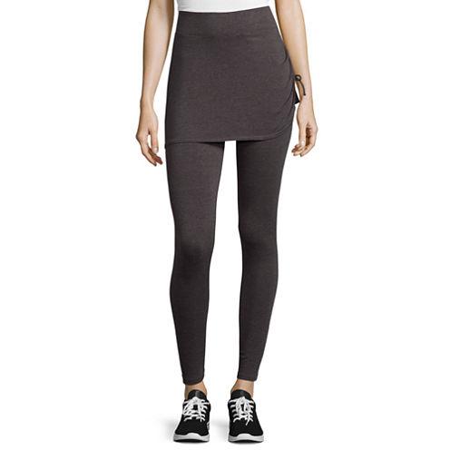 Xersion Knit Workout Pants - Talls