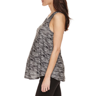 Planet Motherhood Knit Tank Top-Maternity