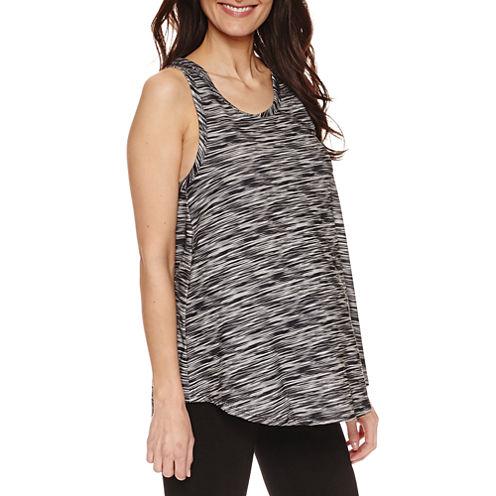 Planet Motherhood Knit Tank Top-Maternity