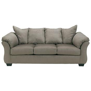 Signature Design by Ashley Madeline Fabric Sofa