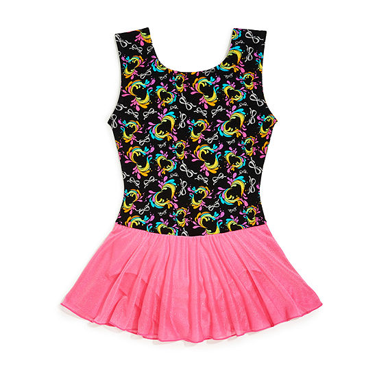 Jacques Moret Sleeveless Dance Dress Preschool Big Kid